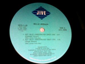 Millie Jackson - Hot! Wild! Unrestricted! Crazy Love