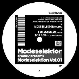 Modeselektor - Modeselektion Vol.01 #1