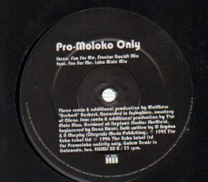 Moloko - Fun For Me (Pro-Moloko Only)