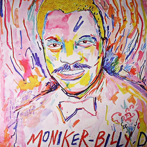 Moniker - BILLY D
