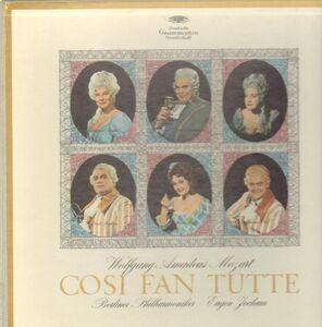 Wolfgang Amadeus Mozart - Cosi Fan Tutte (Eugen Jochum)