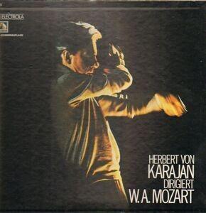 Wolfgang Amadeus Mozart - Herbert von Karajan dirigiert W.A. Mozart