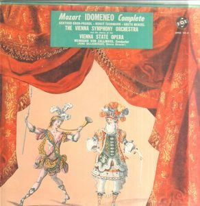 Wolfgang Amadeus Mozart - Idomeneo