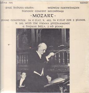 Wolfgang Amadeus Mozart - Piano Concertos