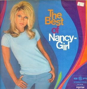 Nancy Sinatra - The Best Of Nancy-Girl