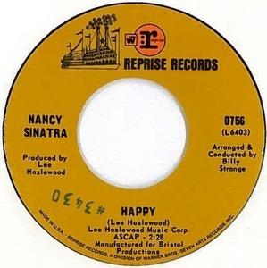 Nancy Sinatra - Happy