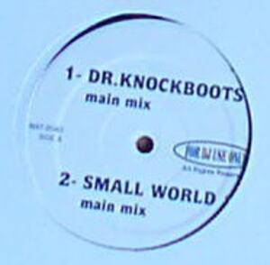 Nas - Dr. Knockboot / For You