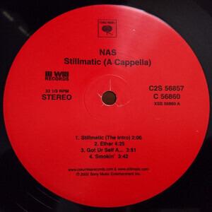 Nas - Stillmatic (A Cappella)