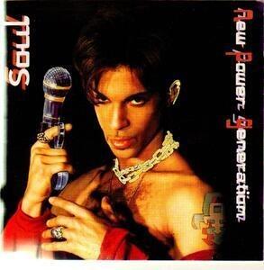 Prince - New Power Soul