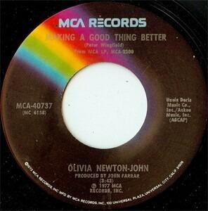 Olivia Newton-John - Making a Good Thing Better