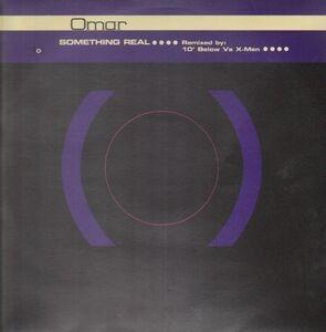 Omar - Something real - Superfunk Remixes