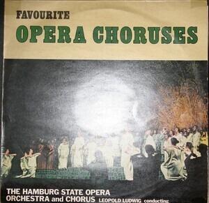 Richard Wagner - Favourite Opera Choruses