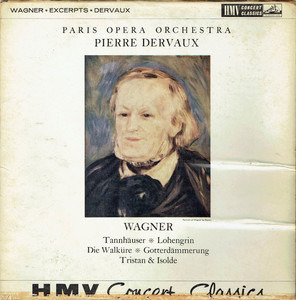 "Richard Wagner - ""Tannhäuser"" Overture / Ride of the Valkyries / ""Lohengrin"" Prelude to Act I a.o."