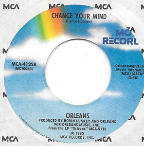 Orleans - Change  Your Mind