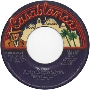 Parliament - Tear The Roof Off The Sucker (Give Up The Funk)