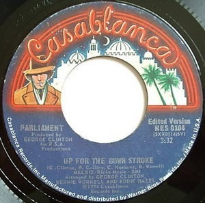 Parliament - Up for the Down Stroke