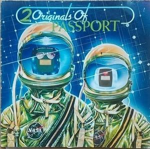 Passport - 2 Originals Of Passport