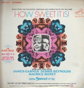 Patrick Williams - How Sweet It Is! (Music From The Film Score)
