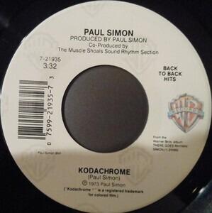 Paul Simon - Kodachrome / Loves Me Like A Rock