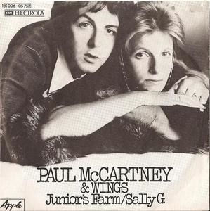 Paul McCartney & Wings - Junior's Farm