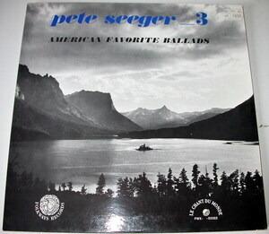 Pete Seeger - American Favorite Ballads, Vol. 3
