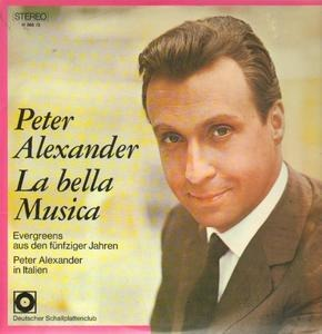 Peter Alexander - La Bella Musica