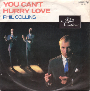 Phil Collins - You Can't Hurry Love