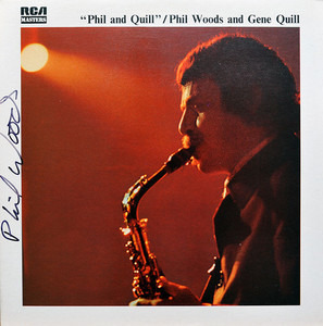 Phil Woods - Phil and Quill