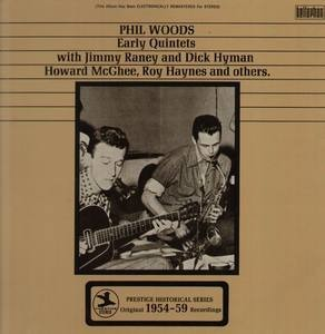 Phil Woods - Early Quintets