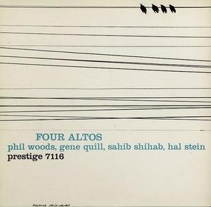 Phil Woods - Four Altos