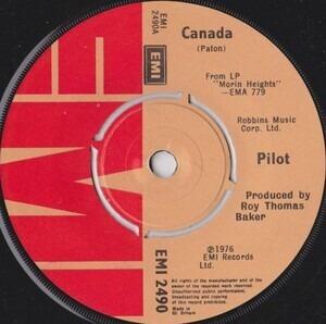 Pilot - Canada
