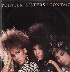 The Pointer Sisters - Contact