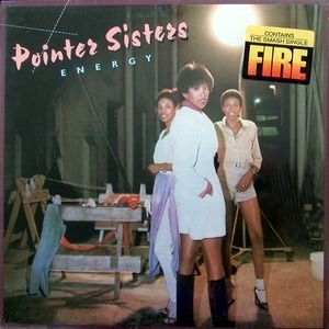 The Pointer Sisters - Energy