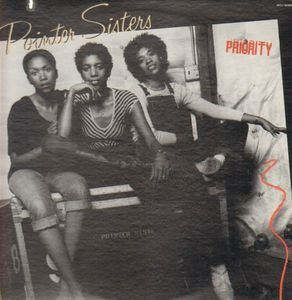 The Pointer Sisters - Priority