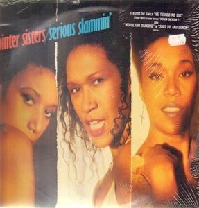 The Pointer Sisters - Serious Slammin'