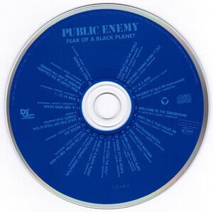 Public Enemy - Fear of a Black Planet