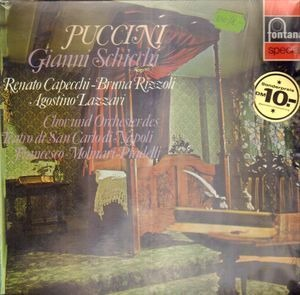 Giacomo Puccini - Gianni Schicchi (Pradelli)