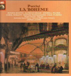 Giacomo Puccini - La Boheme