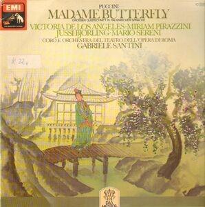 Giacomo Puccini - Madame Butterfly - Großer Querschnitt in italienischer Sprache