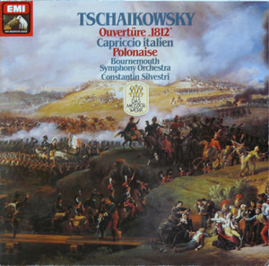 "Pyotr Ilyich Tchaikovsky - Overtüre 1812 • Capriccio Italien • Polonaise Aus ""Eugen Onegin"""