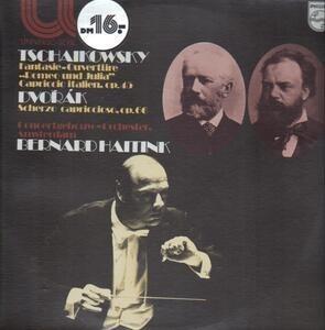Pyotr Ilyich Tchaikovsky - Romeo And Juliet - Fantasy Overture, Capriccio Italien / Scherzo Capriccioso