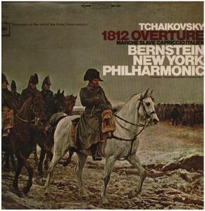 Pyotr Ilyich Tchaikovsky - 1812 Overture; Marche Slave; Capriccio Italien