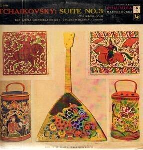 Pyotr Ilyich Tchaikovsky - Suite No. 3 In G Major, Op. 55