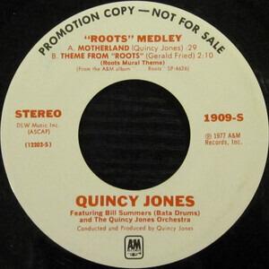 Quincy Jones - Roots Medley / Many Rains Ago (Oluwa)
