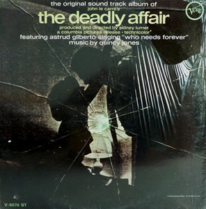 Quincy Jones - The Deadly Affair (The Original Sound Track Album)