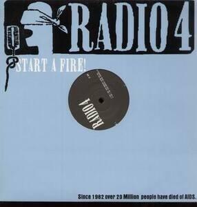 Radio 4 - Start a fire