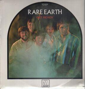 Rare Earth - Get Ready