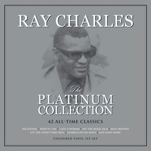 Ray Charles - Platinum Collection-Color