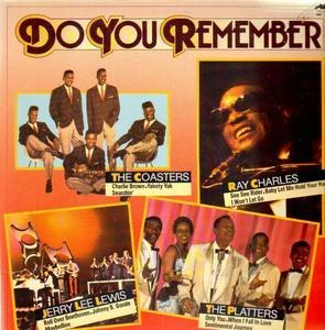 Ray Charles - Ray Charles / The Coasters / The Platters / Jerry Lee Lewis