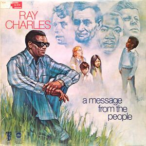 Ray Charles - Un Mensaje Del Pueblo